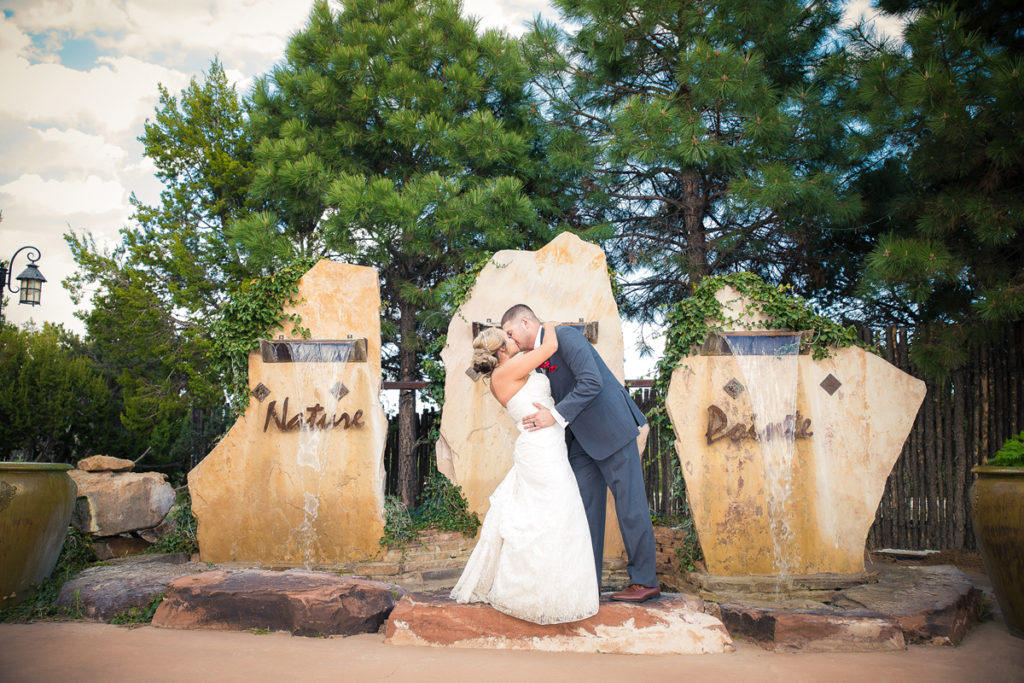 Victoria & Justin's Nature Pointe Wedding
