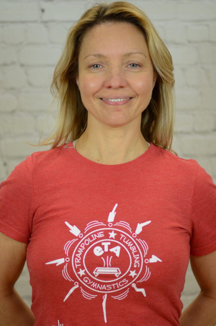 Tatiana Kovaleva- Head coach- Owner