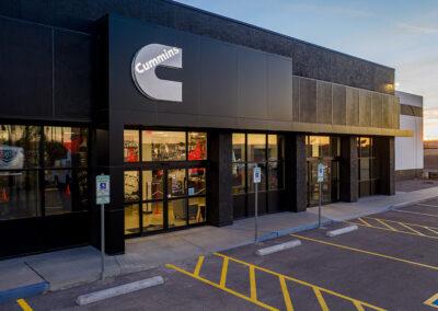 Cummins Sales and Service Facility – Mesa, AZ