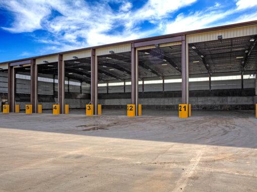 Germann Transfer Station: Site Work, Entrance Road & Transfer Station – Chandler, AZ