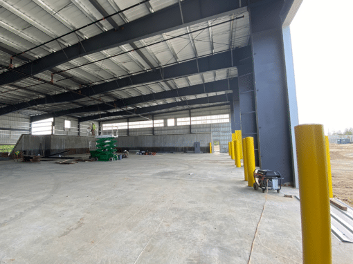 Transfer Station, Material Recovery & Office Building – Johnston, RI