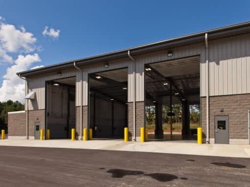 Cobb County Maintenance Shop and Offices – Mableton, GA