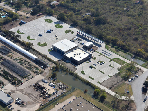 Lewisville Offices and Shop Facility – Lewisville, TX