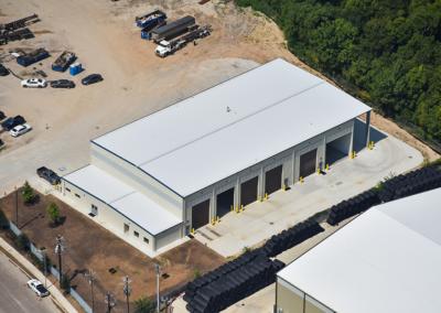 Houston Maintenance Shop Design-Build