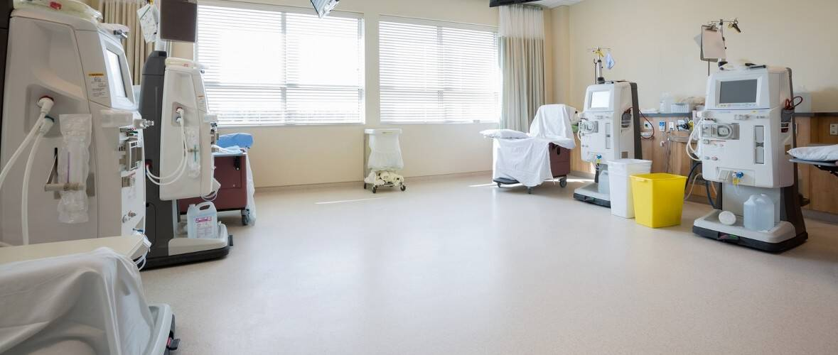 Dialysis Janitorial Services