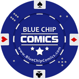 BlueChip Comics Logo