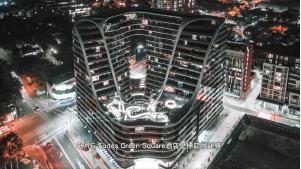 20201120 皇冠集團SKYE Suites Green Square酒店逆市開幕獲旅客青睞
