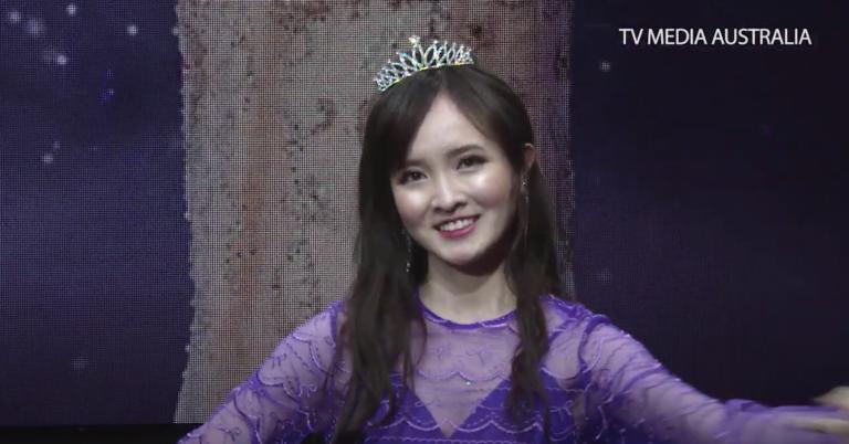 2019 澳洲華裔小姐競賽總決賽 Part 2