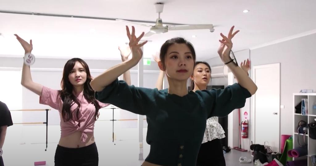20191008 澳洲華裔小姐積極備戰總決賽