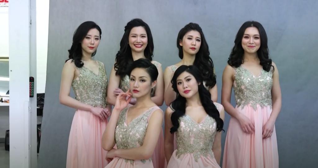 20180919 2018澳洲華裔小姐總決賽佳麗拍攝宣傳照
