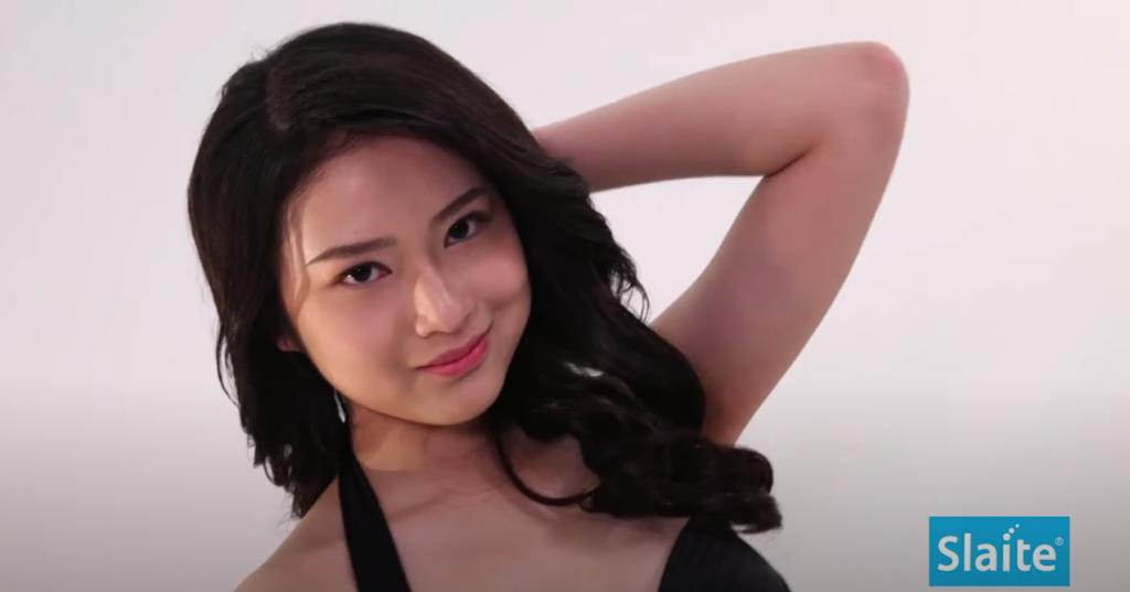2019澳洲華裔小姐競選總決賽選手 1 錢安琪