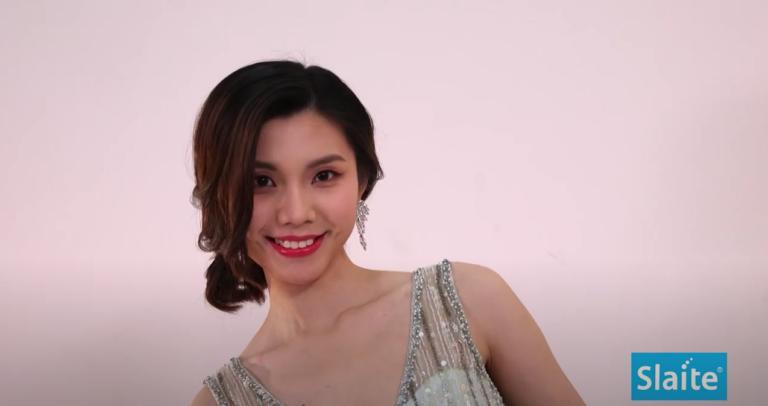 2019澳洲華裔小姐競選總決賽選手 2 苗馨月