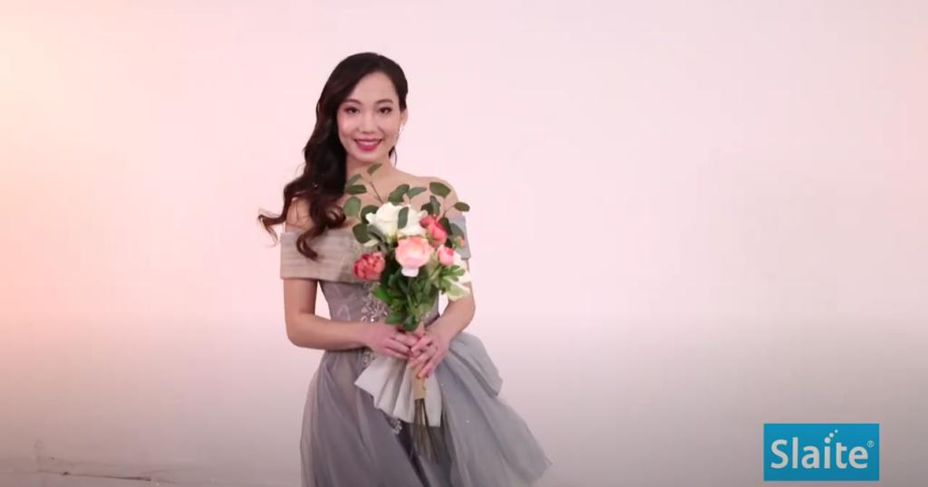 2019澳洲華裔小姐競選總決賽選手 12 李羽姍