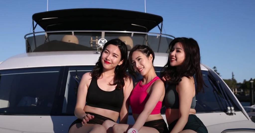 20181005 華裔小姐拍攝外景照/尊尚假期為華裔小姐提供交通服務