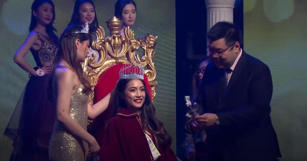 201811016 2018澳洲華裔小姐總決賽落幕