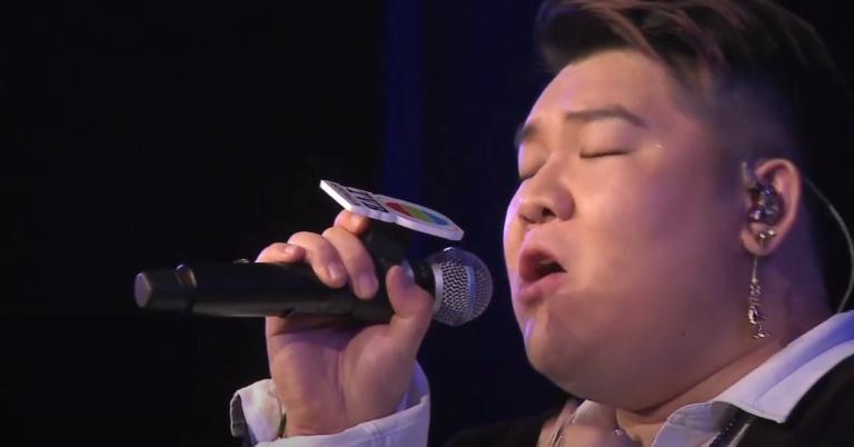 2018 中國新歌聲澳洲海選總決賽 李安表演