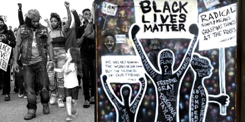 Black Lives Matter Image | BLM protest