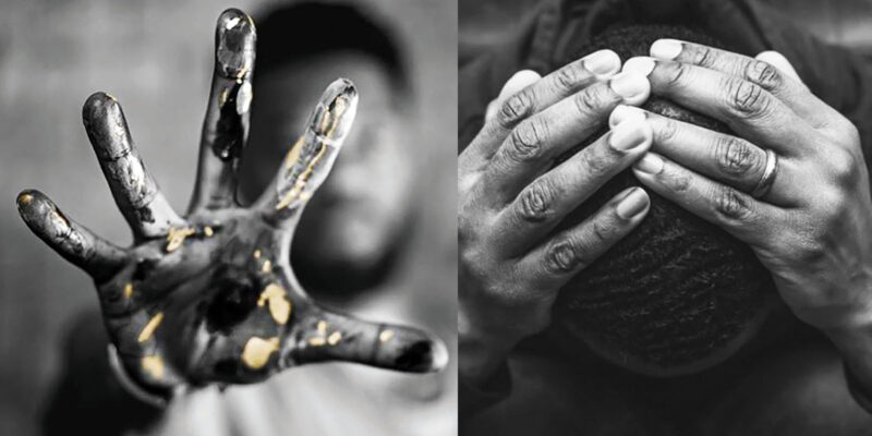 Hands | What Matters | BLM Poetry | BLM Photography