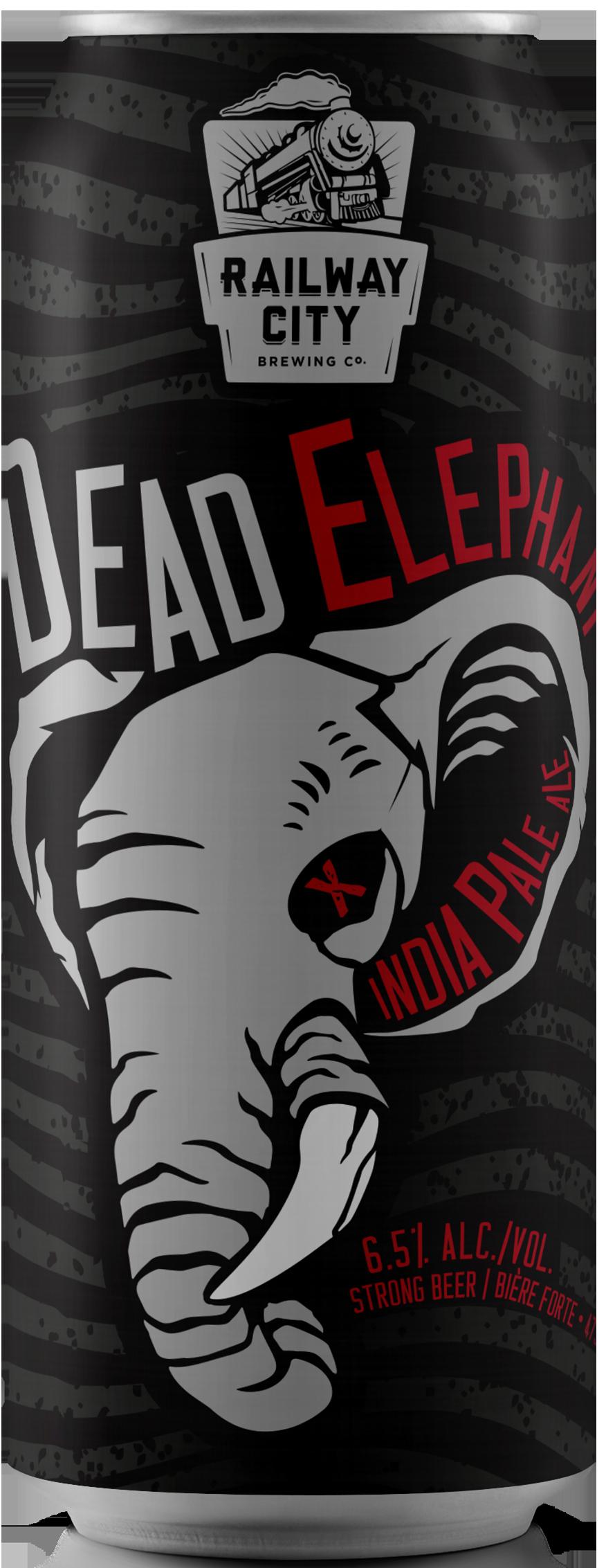Dead Elephant Can