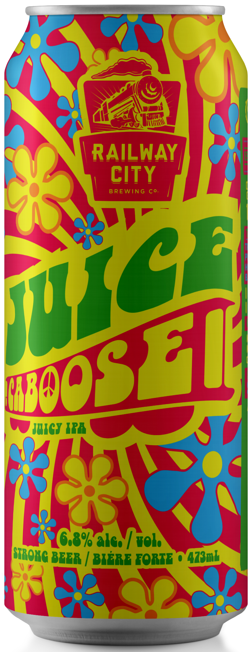 Juice Caboose Can