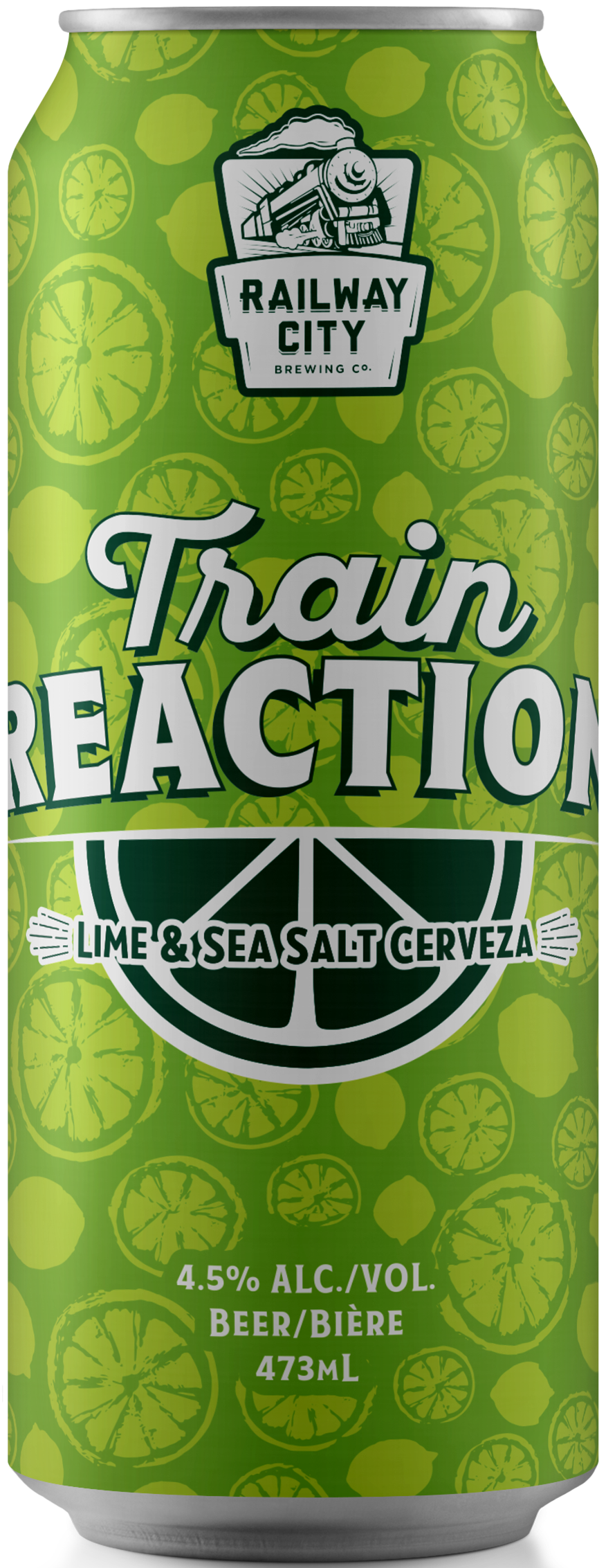 Train Reaction Can