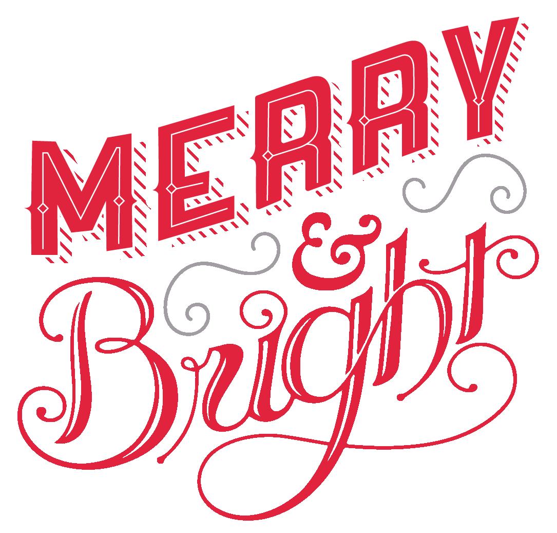 Merry & Bright Logo