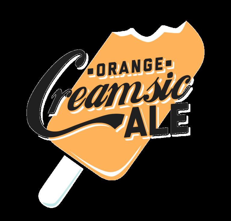 Orange Creamsicale Logo