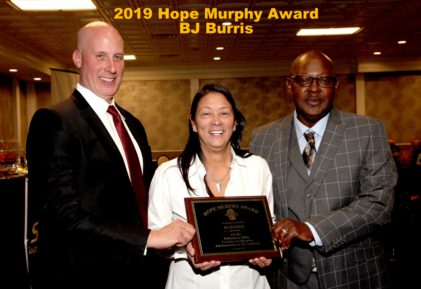 2019 Hope Murphy Award