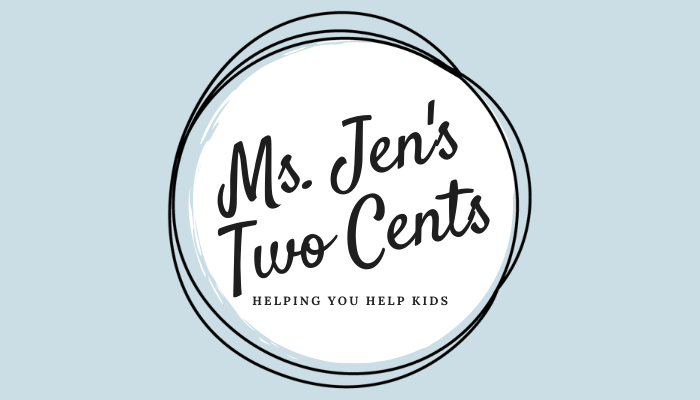 Ms. Jen's Two Cents