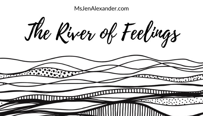 The River of Feelings Improves Regulation