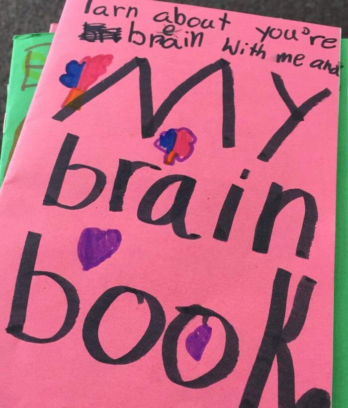 Using Brain Books to Help Students Learn Regulation Skills