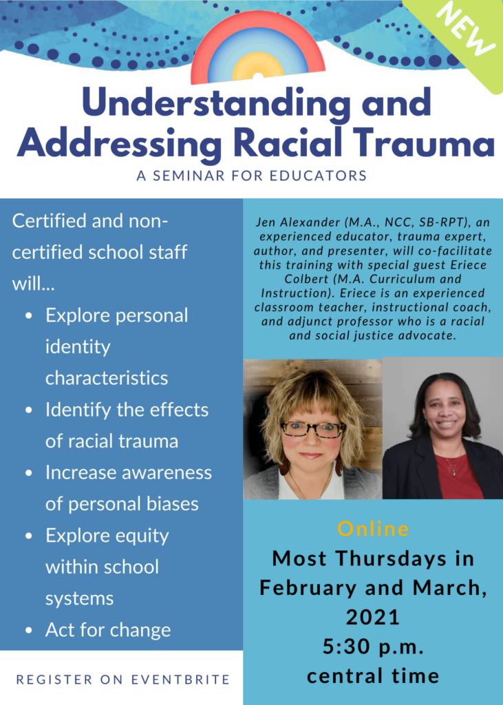 Understanding and Addressing Racial Trauma