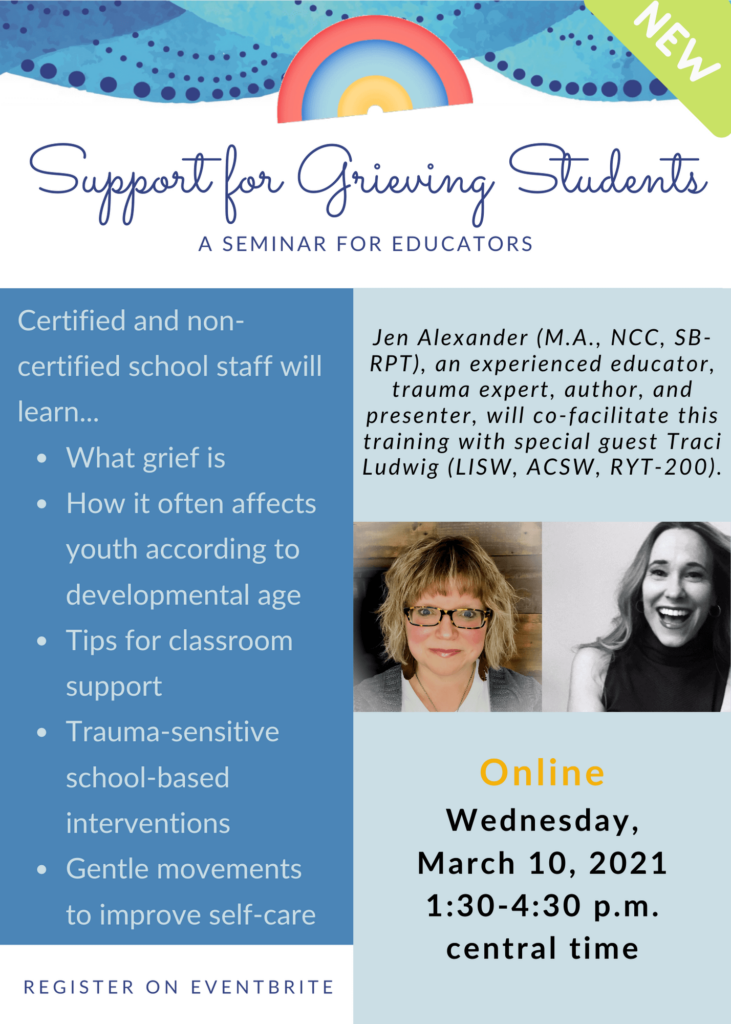 Supporting Grieving Students