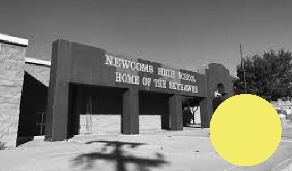 Newcomb High School New Mexico