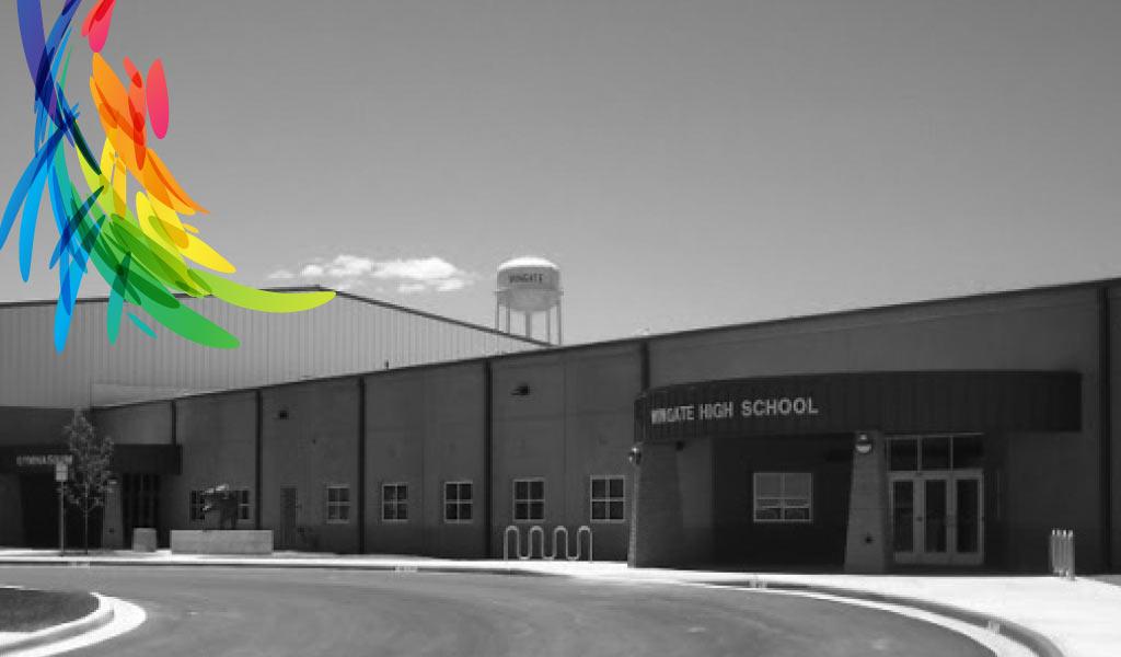 Wingate High School NM