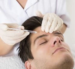 Injectables for wrinkle reducation