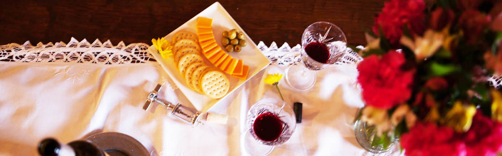 Perfect for Romantic Culinary & Vintner <strong>Excursions</strong>