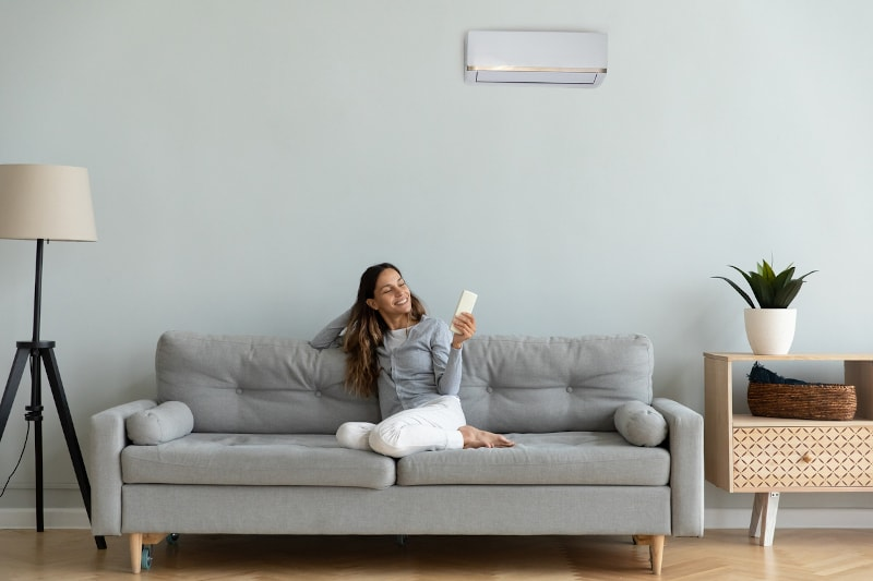 Benefits of Ductless Heating and Cooling in Oak Ridge, TN