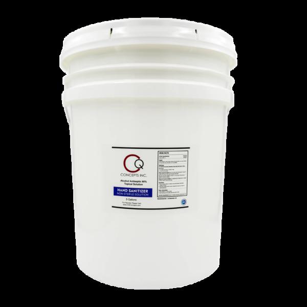 Liquid Hand Sanitizer 5 Gallon