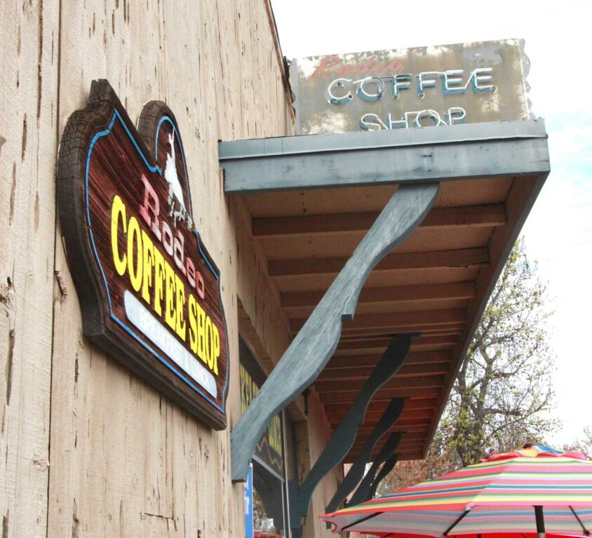 Rodeo Coffee Shop
