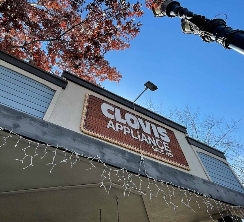 Clovis Appliance