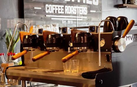 Two Cities Coffee Roasters