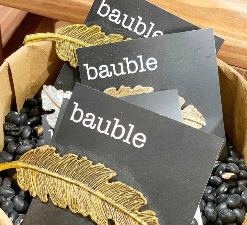 Bauble + Thread