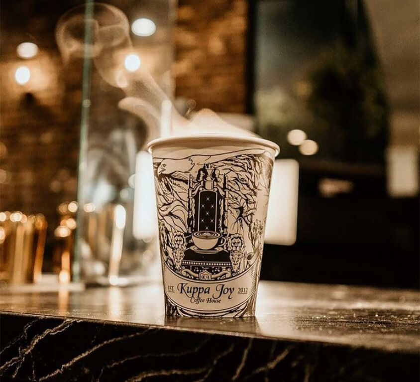 Kuppa Joy Coffee House