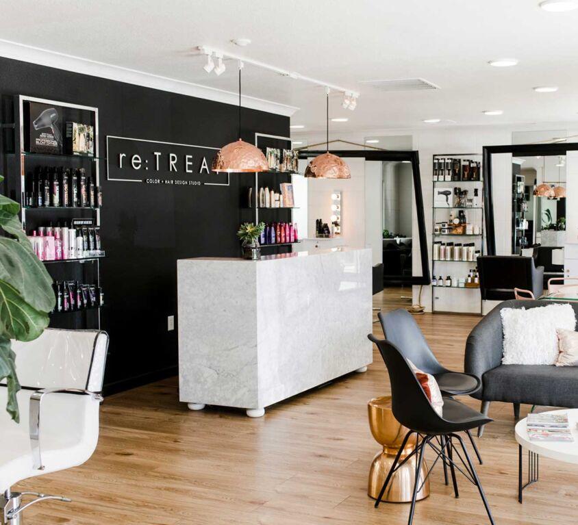 re:TREAT Color + Hair Design Studio