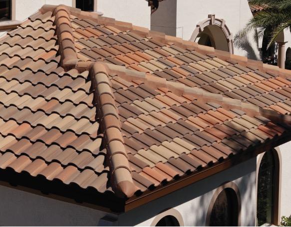 Eagle Capistrano Roof #4a