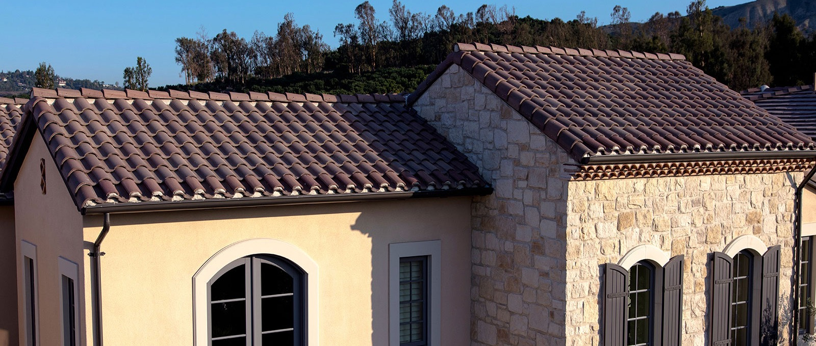 You are currently viewing Concrete Tile ( Spanish Style Roof )