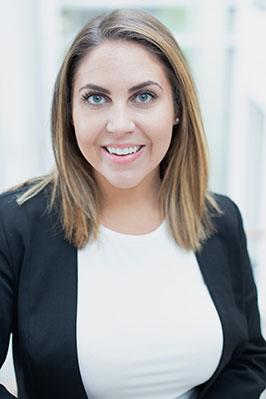 Amanda Morris, Perez-Morris headshot