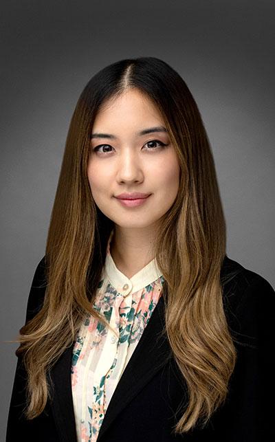 Crystal Chung, Perez Morris headshot