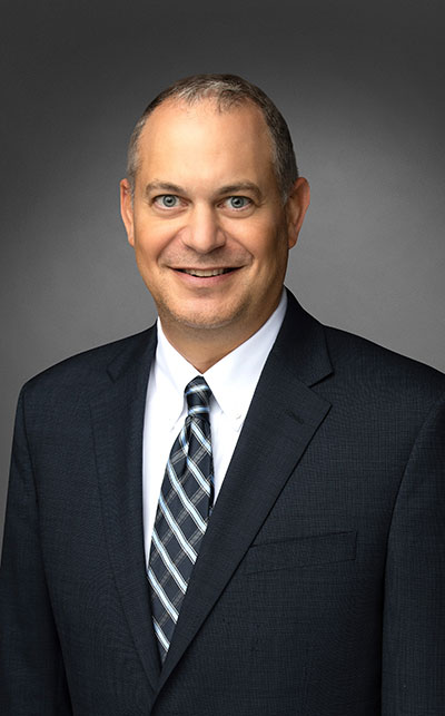 David R. Bronstein Perez Morris Headshot